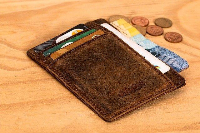 ארנק RFID מיני דק במיוחד לגברים